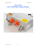 Chevy Volt Lear 3.3kW High Voltage Charger