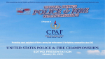 FY16 CA POLICE ATH FED - San Diego Tourism Marketing District