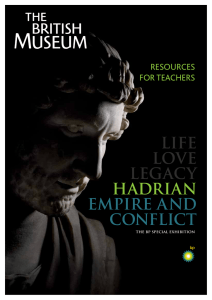 life love legacy hadrian empire and conflict