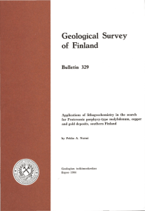 Geological Survey of Finland