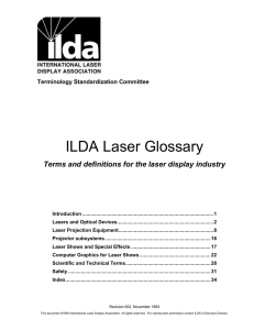 this one in  format - International Laser Display Association