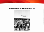 17.5 the end of world war ii