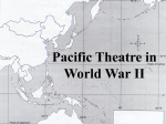 Pacific Theatre of Operations