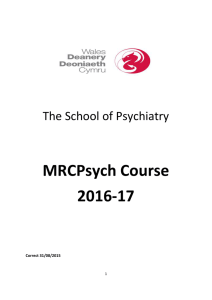 MRCPsych Course Handbook-2016-17-for
