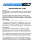 Pay Per Click Advertising Process