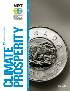 The Economic Impacts of Climate Change for Canada