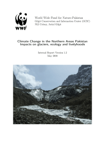 World Wide Fund for Nature-Pakistan Climate Change in the