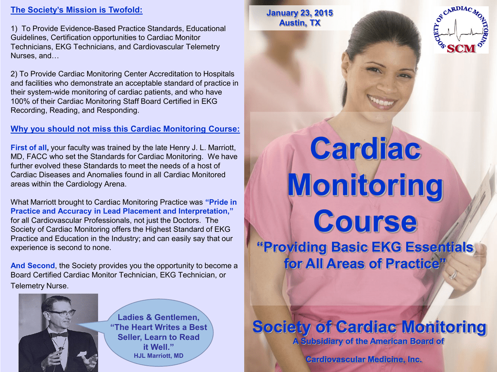 Open Brochure Here American Board Of Cardiovascular Medicine