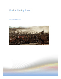 Jihad: A Uniting Force