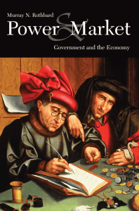 Power and Market Government and the Economy