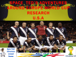 The United States of America - Space Teds` Adventures Around