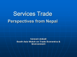 Services Trade Liberalization Under Mode 4 Perspectives