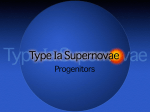On the Progenitors of Type Ia Supernovae