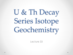 Lecture 33 - Cornell Geological Sciences