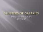 Clusters of galaxies