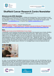 Sheffield Cancer Research Centre Newsletter