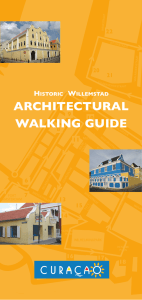 architectural walking guide