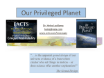 OurPrivPlanet.ppt - Heinz Lycklama`s Website
