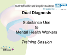 Dual Diagnosis PPT