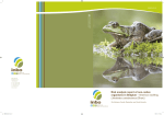 Risk analysis report of non-native organisms in Belgium