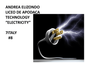 Electricity - WordPress.com
