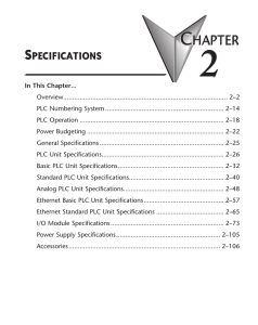 Chapter 2 - Automation Direct