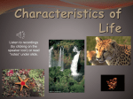 Chemistry Of Living Organisms