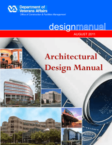 Architectural Design Manual