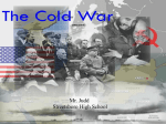 Cold War - Streetsboro City Schools