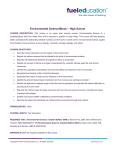Environmental Science/Block – High School