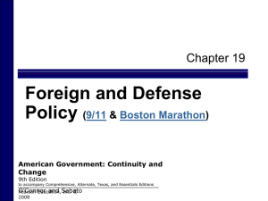 CH 19.ppt - AP American Government