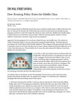 How Housing Policy Hurts the Middle Class