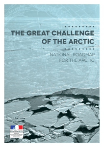 THE great CHALLENGE OF THE ARCTIC