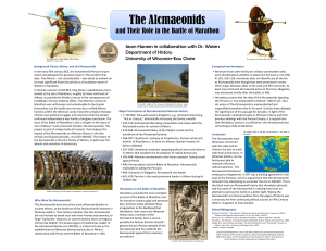 The Alcmaeonids