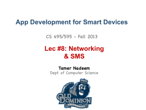 App Development for Smart Devices