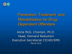Treatment and Rehabilitation for Drug