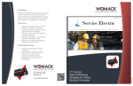 Our Solutions Provide… - Womack Electric Supply