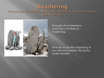 Soil Formation and Rock Weathering