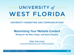 Maximizing Your Website Content Writing