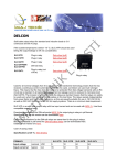 DELCON Solid state output relays for standard and inductive loads