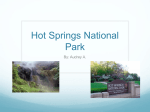 Hot Springs National Park - Cook/Lowery15