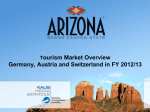PowerPoint-Präsentation - Arizona Office of Tourism