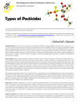 Types of Pesticides