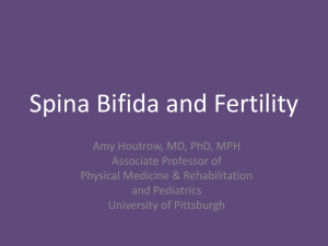 Spina Bifida and Genetic Risk
