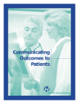 Communicating Outcomes to Patients