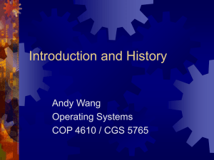 1. Introduction (by Andy Wang)