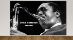 John Coltrane - WordPress.com