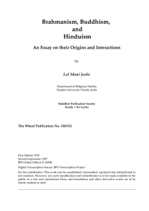 buddhism and monkey clan essay example The history of buddhism is also had a lot of history of buddhism religion history essay print a corpse, and a monk, the prince of the shakya clan in.