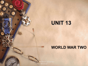 IB WWII PPT