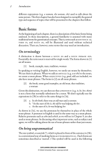 Basic forms - Oxford University Press España